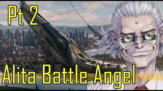 Alita Battle Angel: Sequel Speculation Part 2 - Desty Nova (Comic Spoilers)