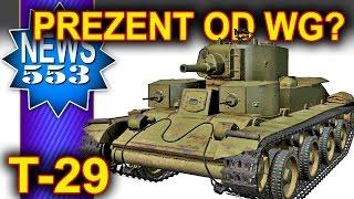 T-29 - prezent od WG? - NEWS - World of tanks