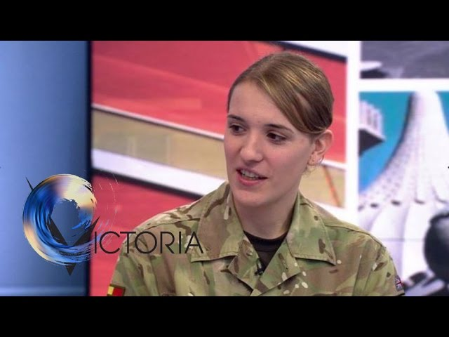 What's it like to be a transgender soldier? BBC News