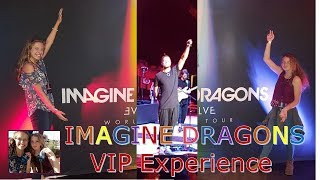Download Lagu Imagine Dragons VIP Meet & Greet Experience VLOG - Kendra Dantes & Aurora Wilson-Dominque Gratis STAFABAND