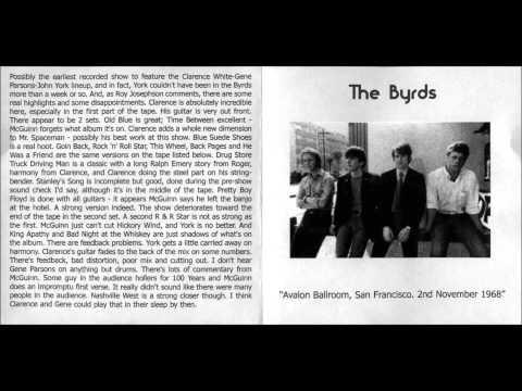 Byrds - Stanleys Song