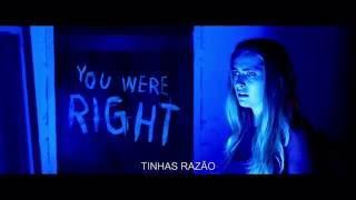 Download Lights Out - Terror na Escuridão - TV Spot 30'' Tinhas Razão 3Gp Mp4