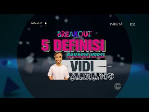 download lagu 5 Definisi Bahagia Versi Vidi Aldiano gratis