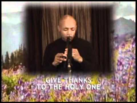 Give Thanks With A Grateful Heart (with Lyrics) video
