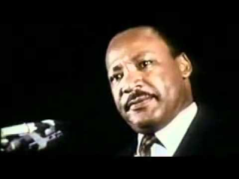 Martin Luther King, Jr.'s Last Speech - Youtube Last 30 Sec video