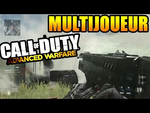 Call of Duty: Advanced Warfare MULTIJOUEUR Gameplay Analyse (COD AW 2014)