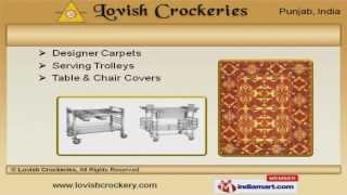 Wedding Furniture & Wedding Crockery by Lovish Crockeries, Ludhiana