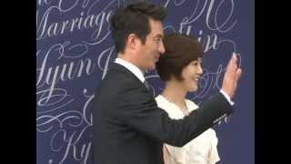 [donga] 'Shin Hyunjun' Wedding, Man celebrities (신현준 결혼식, 이병헌-장동건 스타하객)