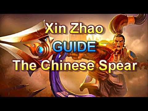 AD Xin Zhao Guide - The Chinese Spear - League of Legends - YouTube