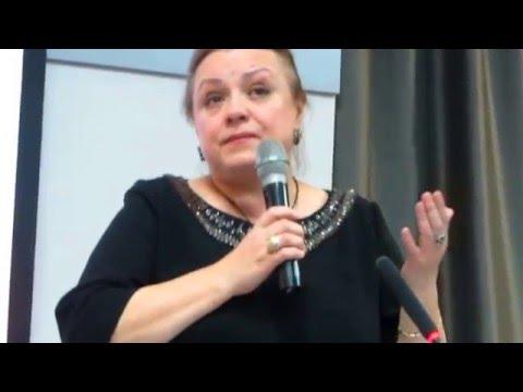 Елена Цыплакова в Крыму: «Вечные ценности: в кино и в жизни»