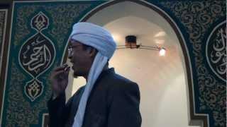 Aa Gym di Masjid Al Hikmah Den Haag 19 Peb 2012