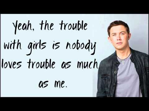 Scotty trouble with girls