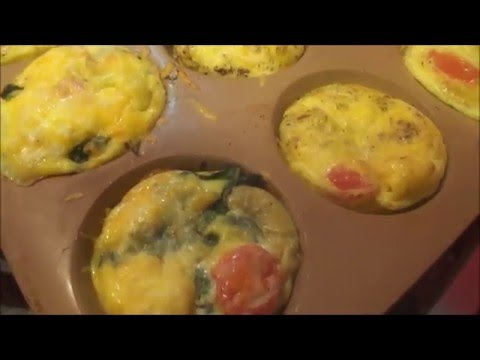 LARGE FAMILY BREAKFAST...EGG MUFFINS-KID FRIENDLY