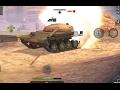WoT Blitz - Взрывы боеукладки и супер выстрелы (подборка)