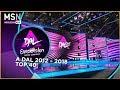 A DAL 2012 2018 7 év Kedvenc 40 Dala Eurovision Hungary mp3