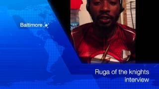 Ruga of the knights interview