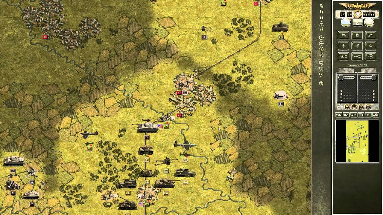 Panzer Corps: Allied C...