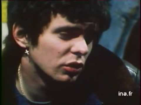 The Stranglers on French TV - 4/4/77 - 'Qu'est-ce que le punk?'
