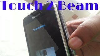 Samsung Galaxy S5 (NFC TOUCH 2 BEAM FILE TRANSFER)