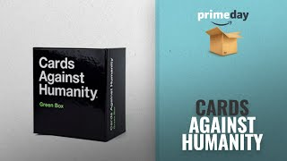 Save Big On Cards Against Humanity Prime Deals: Cards Against Humanity: Green Box