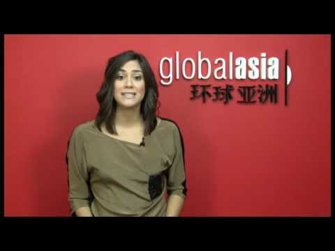Informativos Global Asia TV 26/10/2011