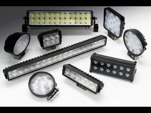 Everything you need to know about Off-Road LED Lights ...