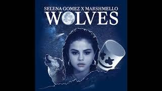 Download Lagu Selena Gomez, Marshmello - Wolves (Male Version) Gratis STAFABAND