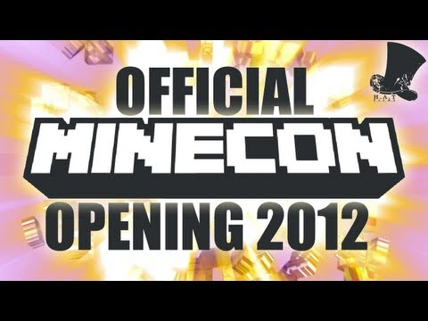 Minecon 2012 Opening Video by Hat Films – 2MineCraft.com