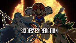 Skides E3 2018 REACTION! - Super Smash Bros Ultimate and Fire Emblem Three Houses