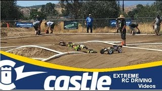 PROLINE RACING 1/8 Scale Buggy and Truggy!  Castle Creations Extreme RC DRIVING VIDEOS!