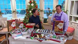 Russell Stover 5 lb Holiday Chocolate Assortment in Gift Box on QVC
