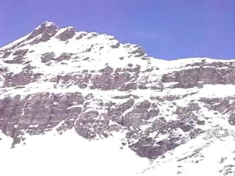 Il monte Cervino e dintorni