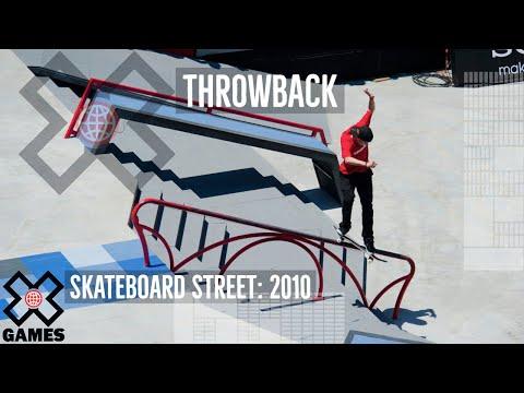 Skateboard Street: FULL BROADCAST | X Games Los Angeles 2010