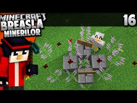 Breasla Minerilor | Minecraft SMP | Am distrus un BEACON?! [Ep.16]