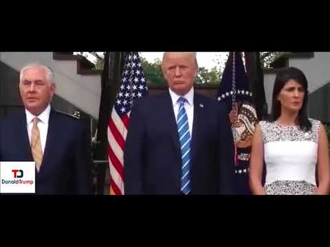 [ World News ] Breaking News LIVE: , President Trump Speech Today 8/12/2017 , About North Korea , G