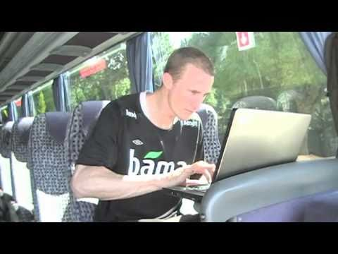 Brede Hangeland klikker i bussen.mov
