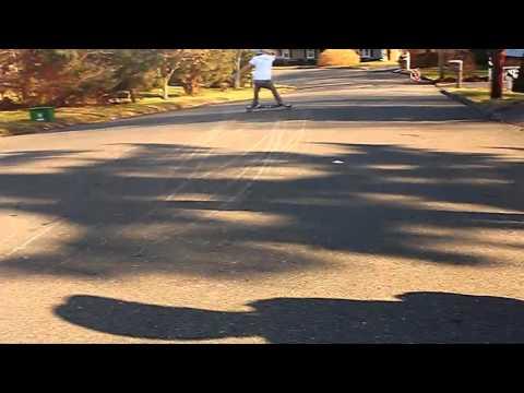 Longboarding: Gliding, Not Sliding
