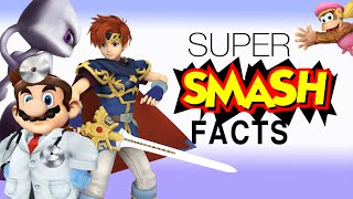 Brawl's Mysterious Roster & The Forbidden 7 - Super Smash Facts!