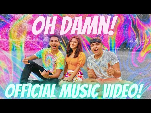 OFFICIAL MUSIC VIDEO | OH DAMN | Rimorav Vlogs