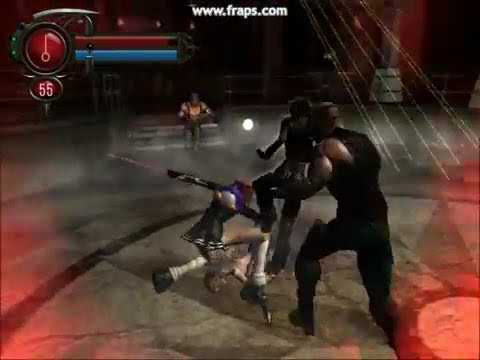 bloodrayne rushes