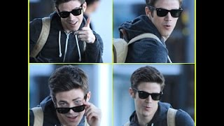 download lagu What Happens When Grant Gustin See Paparazzi  Filming gratis