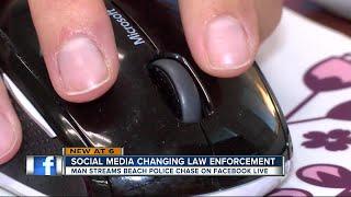 Social media changing law enforcement