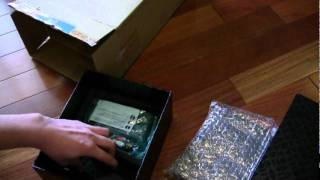 Sony Play Station 4 (PS4) Unboxing Video