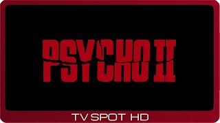 Psycho II ≣ 1983 ≣ TV Spot #3