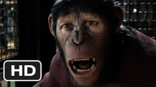 Rise of the Planet of the Apes - Rise of the Planet of the Apes - HD Trailer 2 - (2011)