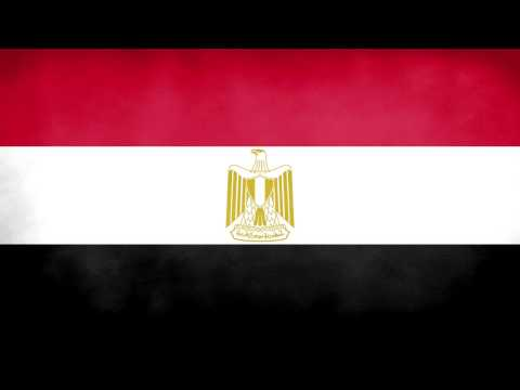 Egypt National Anthem  - بلادي، لك حبي و فؤادي (instrumental) video