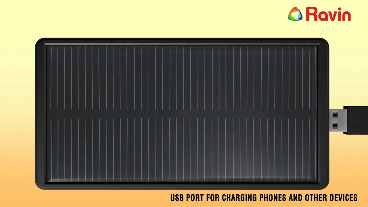 Ravin Solar Charger