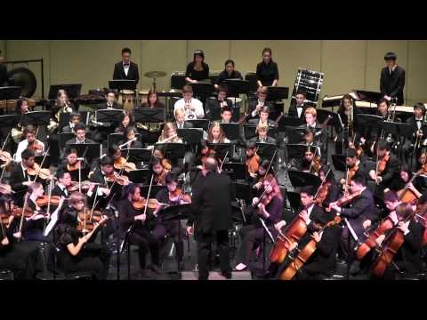"2014 California All-State High School Orchestra ""Pictures at an exhibition"""