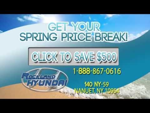 Rockland Hyundai - Buy Back Sales Event!