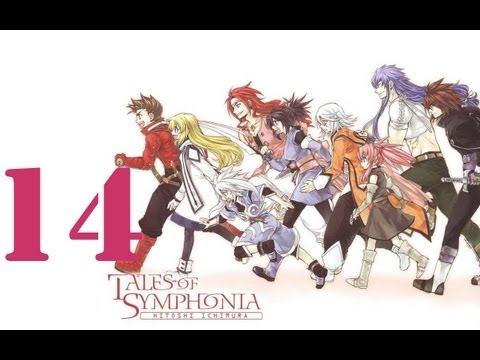 Let's Play Tales of Symphonia Part 14